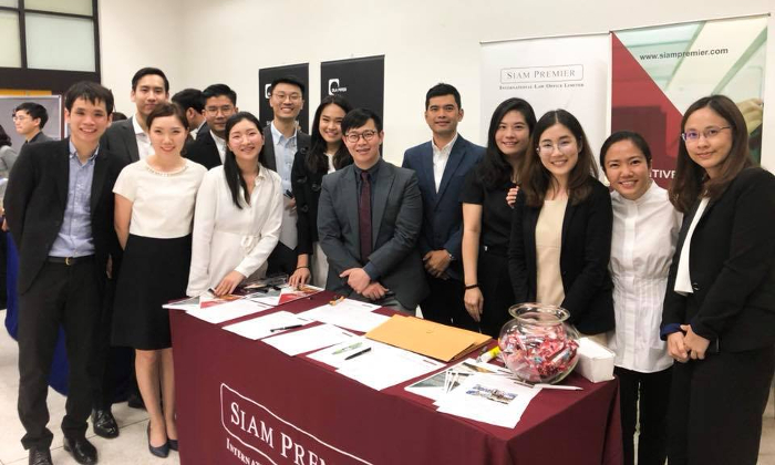 TU Law Firms Open House