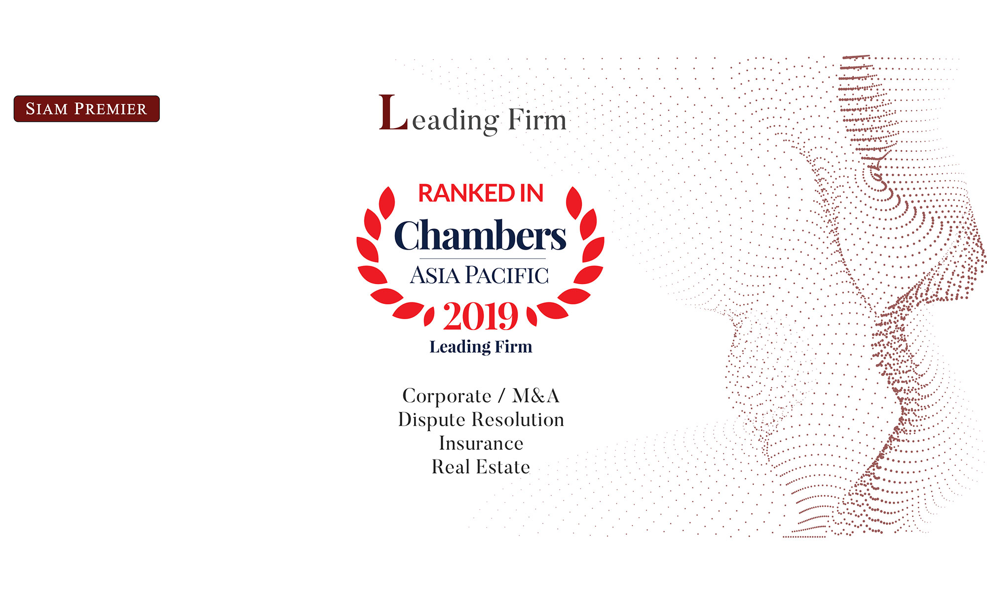 Leading Firm in Chambers Asia Pacific