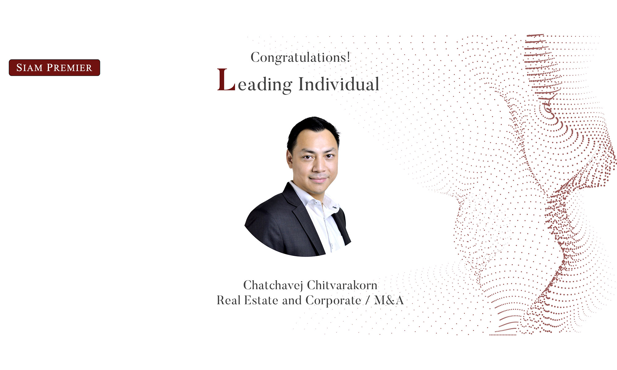 Leading Lawyer in Chambers Asia Pacific